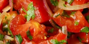 Refreshingly Cool Tomato Salad