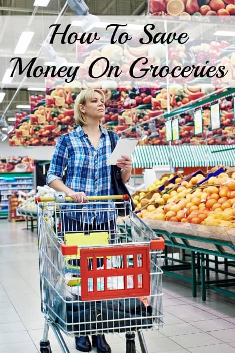 The grocery store shouldn't break the bank.  Here are 7 Tips On How To Save Money On Groceries that leave extra cash in your pocket! - Farmer's Wife Rambles
