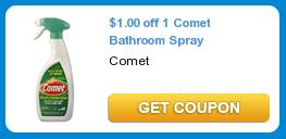 cometbathroomspray