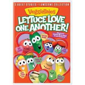 VeggieTales: Lettuce Love One Another Giveaway