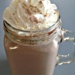 Decadent Homemade Hot Chocolate