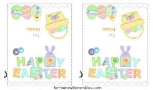 Easterbagtopper wm