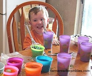 Kaiden Doing Eggs With Whisk wm