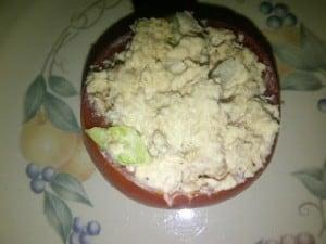 Tomato Tuna Salad