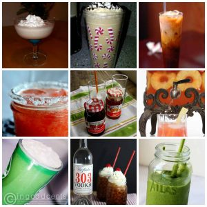 Beverage Collage 2