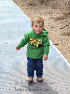 Corbin @ Great National Sand Dunes WM