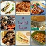 24 Awesome Crock Pot Recipes