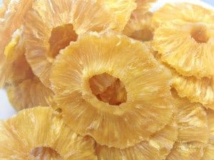 Dried Pineapple WM