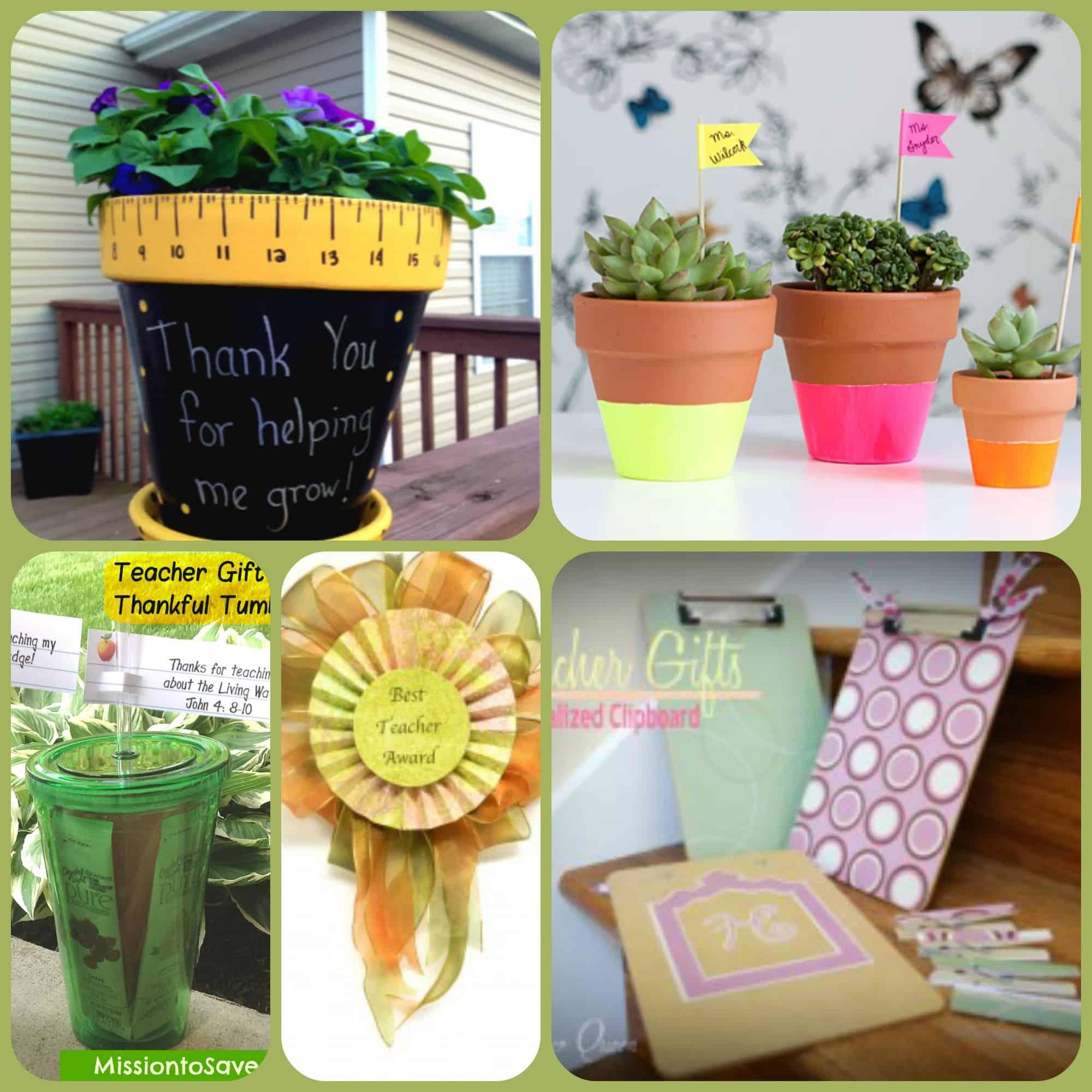 25 teacher gift ideas farmers wife rambles finish 3 negle Gallery