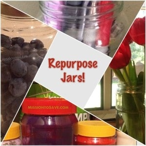 Re-purpose Jars