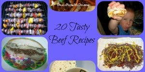 20 Tasty Beef Recipes