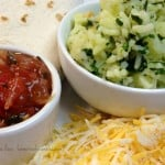 Lighten Up Mexican Night With Cilantro Lime Rice