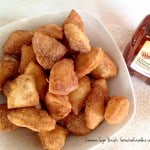 Cinnamon Sugar Biscuits – Bite Size