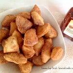 Cinnamon Sugar Biscuits – Bite Size