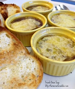 French Onion Soup WM