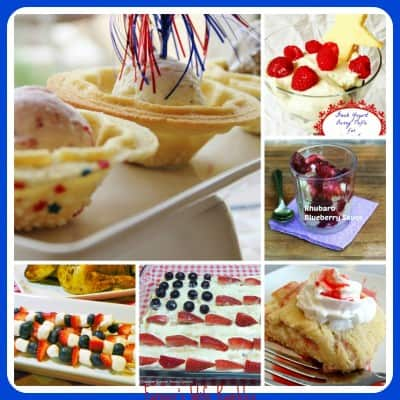 25 Patriotic Recipes