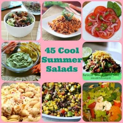 45 Summer Salads
