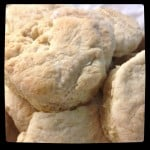 Just Like Grandma's Baking Powder Biscuits