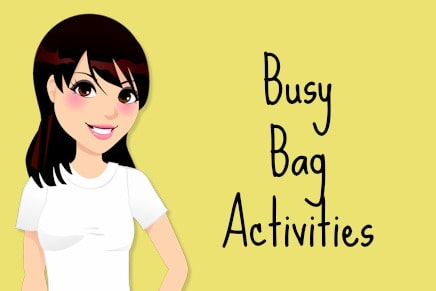 Busy Bag Acitivities