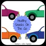Healthy Snacks On The Go That Are Ideal For Road Trips