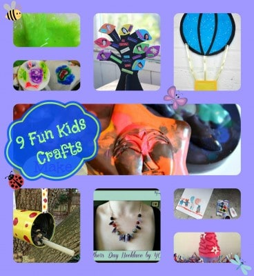 Kids craft again