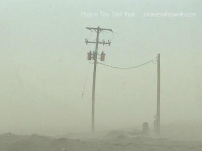 Modern Day Dust Bowl