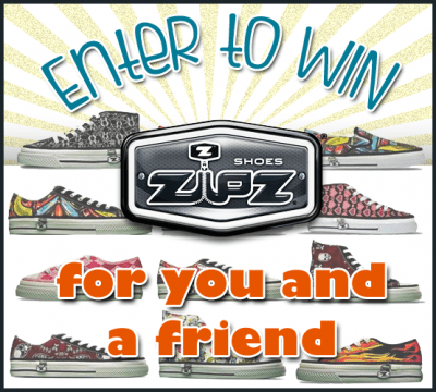 zipz shoes prize