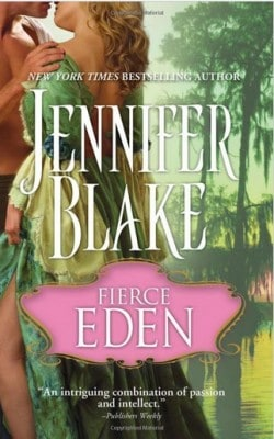 Fierce Eden Book Cover