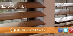 Pay It Forward With The Mission Group & Blind Chalet Giveaway
