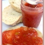 Strawberry Rhubarb Freezer Jam Recipe