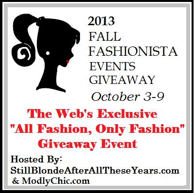 2013 Fall Fashionista