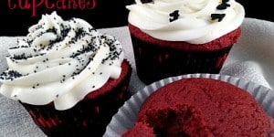 Luscious Red Velvet Cupcakes From My Coupon Lady