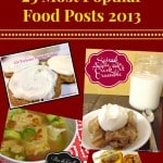 23 Top Recipes From 2013