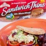 Chicken Salad Recipe On Sandwich Thins