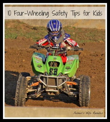 Four-Wheeling Safety Tips