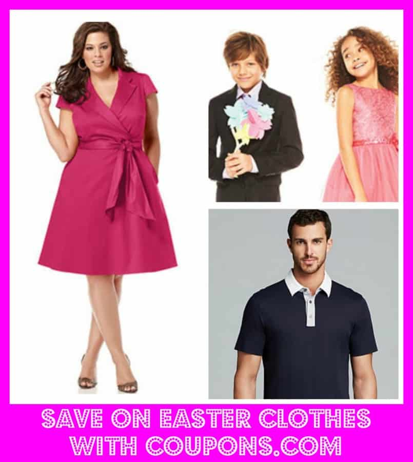 Save On Easter Clothes