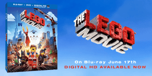 Lego Movie Giveaway On Blu-Ray ~ #TheLEGOMovie Giveaway Ends 6/30/14