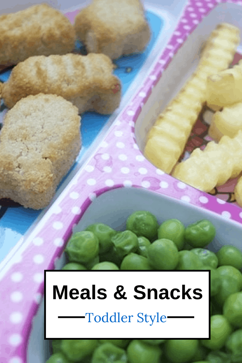 20 Toddler Foods & Snacks