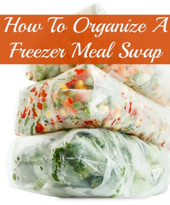 How To Organize A Freezer Meal Swap - Farmer's Wife Rambles