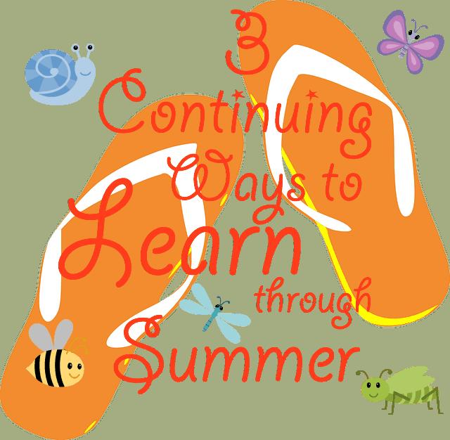 Learn through summer