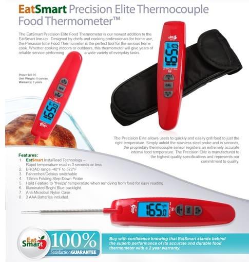 EatSmart Themometer