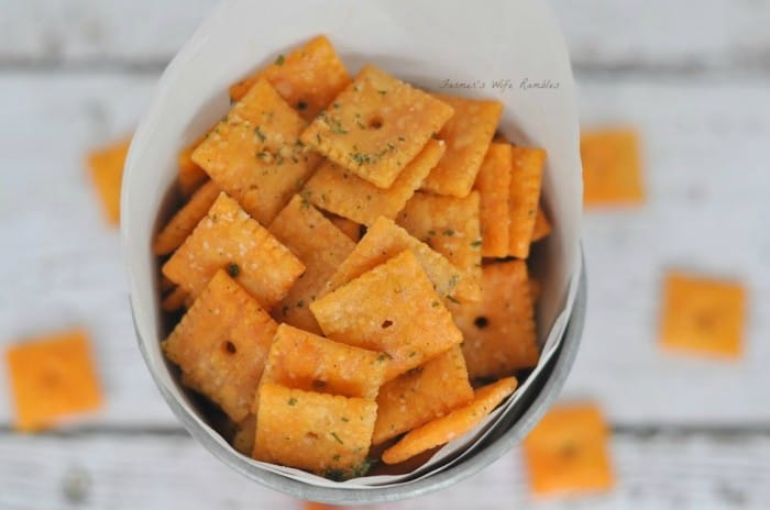 Ranch Cheeze-Its