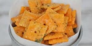 Ranch Cheeze-Its Recipe ~ Perfect After School Snack
