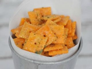 Ranch Cheeze It Recipe
