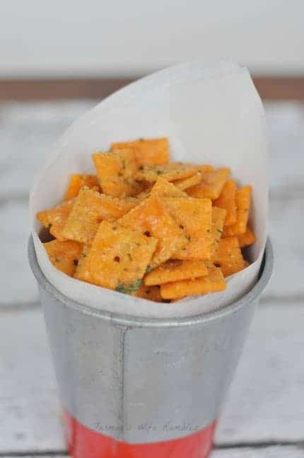 Ranch Cheeze-Its Recipe