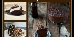 Count Them: 41 Tempting Chocolate Cake Recipes