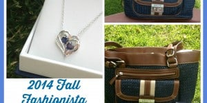 2014 Fall Fashionista Giveaway