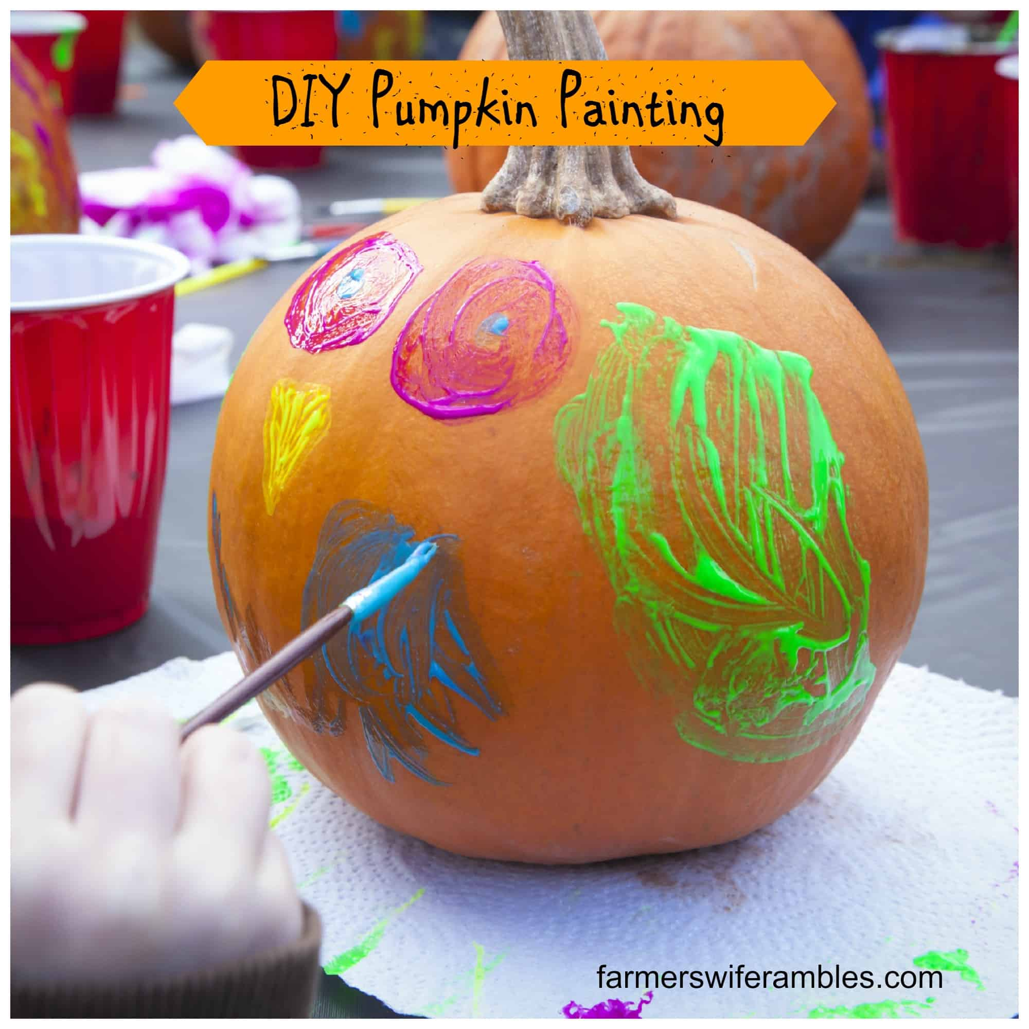 diy-pumpkin-painting