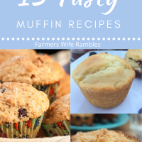 13 Tasty Muffin Recipes