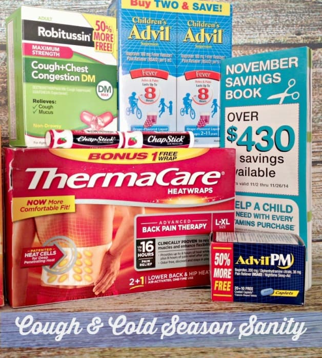 Cough and Cold Season Sanity